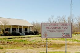 St. James Parish Welcome Center
